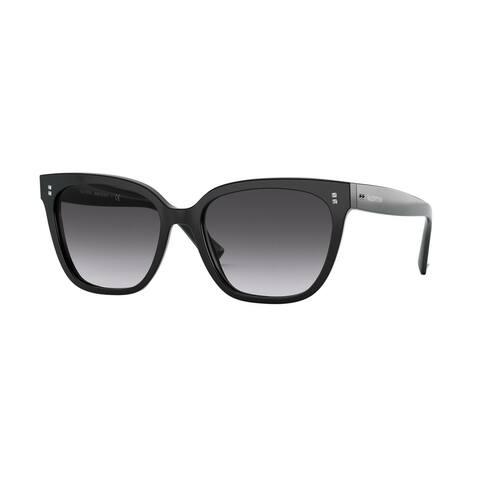 Valentino VA4070 50018G 55 Black Woman Square Sunglasses