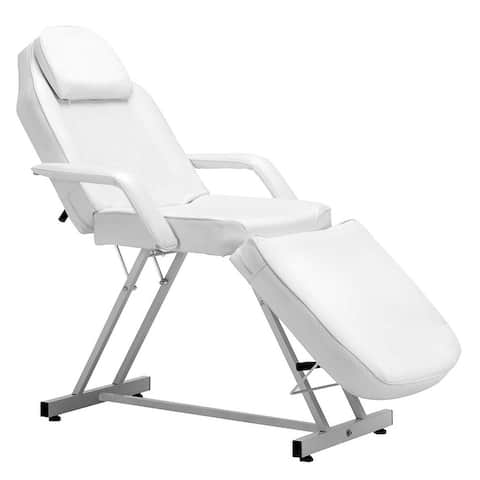 72'' Adjustable Massage Table Salon SPA Beauty Bed Facial Tattoo Bed