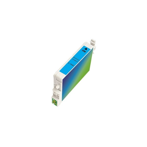 Replacement Ink 16ML For Epson T048220 W/ 430 Estimated Page Count (Cyan)