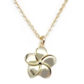 "Julieta Jewelry Plumeria Flower Gold Charm 16"" Necklace https://ak1.ostkcdn.com/images/products/is/images/direct/46d74c17e78d857d9678801639f20c4334b31ac7/Julieta-Jewelry-Plumeria-Flower-Charm-Necklace-16%22-14k-Over-Sterling-Silver.jpg?impolicy=medium"