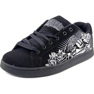 Osiris Troma Redux Men Round Toe Synthetic Black Skate Shoe