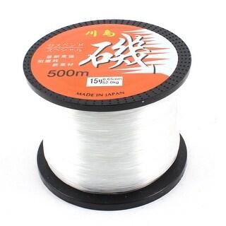 547Yds/500M 0.65mm 114.61 lbs Nylon Spool Fishing Line