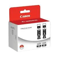 Canon Computer Systems 4530b007 PGI-225 BLACK TWIN PACK