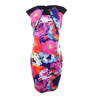 Sangria Women's Floral-Print Sheath Dress - Multi