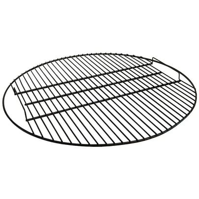 Sunnydaze Black Fire Pit Cooking Grate for Grilling, 19 Inch Diameter - Thumbnail 1