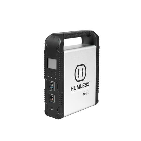 Humless Go Power 200 Portable Power Kit