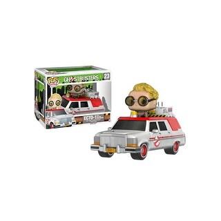 POP Ghostbusters Reboot Ecto-1 Car Vinyl Figure
