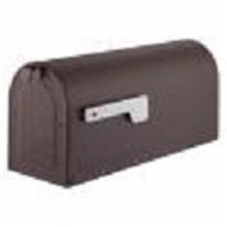 MB1 Rubbed Bronze Post Mount Mailbox, Assorted