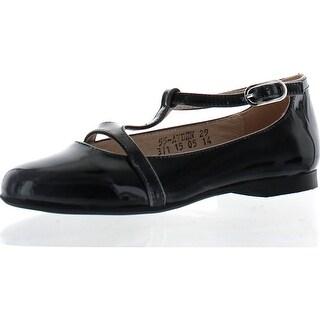Venettini Girls 55-Ayden Designer Dress Flats Shoes