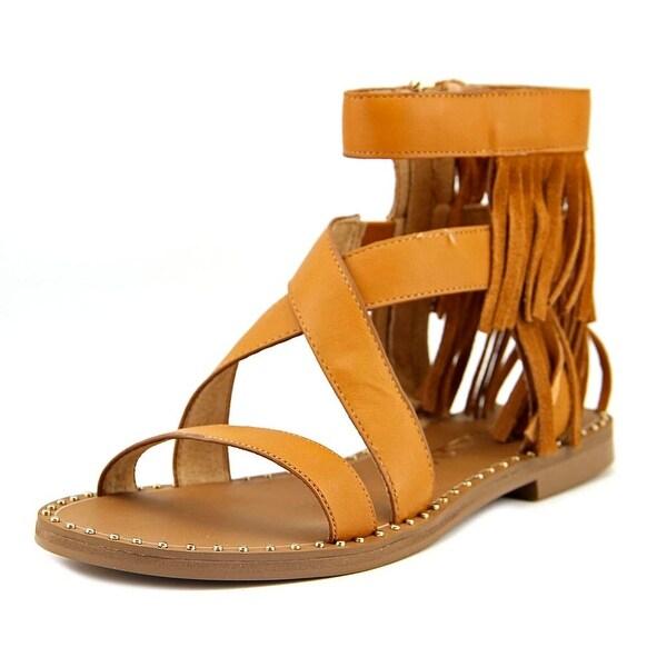 Sixtyseven 77863 Women Tan Sandals