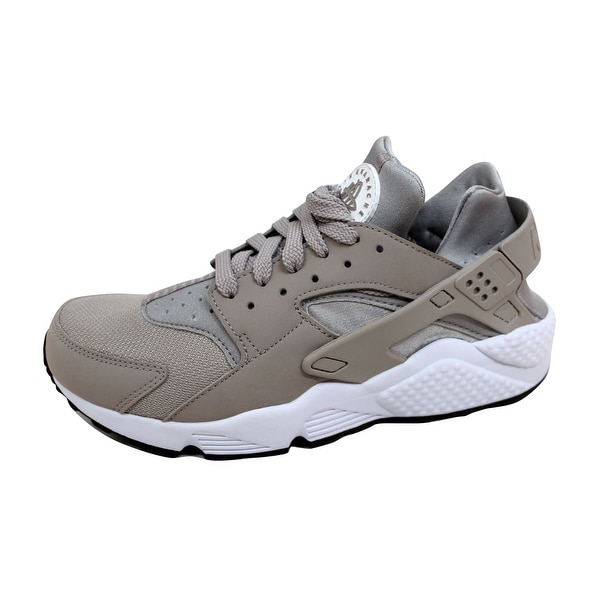 Nike Men's Air Huarache Cobblestone/Cobblestone-White 318429-040 Size 11.5