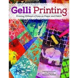 Design Originals-Gelli Printing