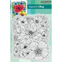 "Sweet Perfume - Penny Black Cling Stamps 5""X7"""