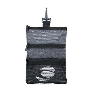 Orlimar Golf Detachable Accessory Pouch, Sage Grey