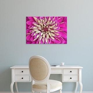Easy Art Prints Adam Jones's 'Chrysanthemum Flower' Premium Canvas Art