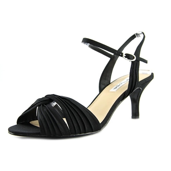 Nina Camille Women Black Pumps