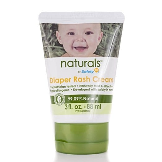 Naturals by Safety 1st Diaper Rash Cream 3oz
