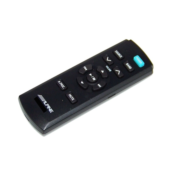 NEW OEM Alpine Remote Control Originally Shipped With CDEHD149BT, CDE-HD149BT