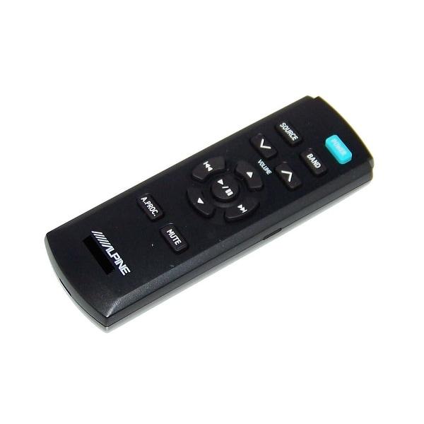 OEM Alpine Remote Control Originally Shipped With: CDA9886, CDA-9886, IDAX100, IDA-X100, CDE125BT, CDE-125BT