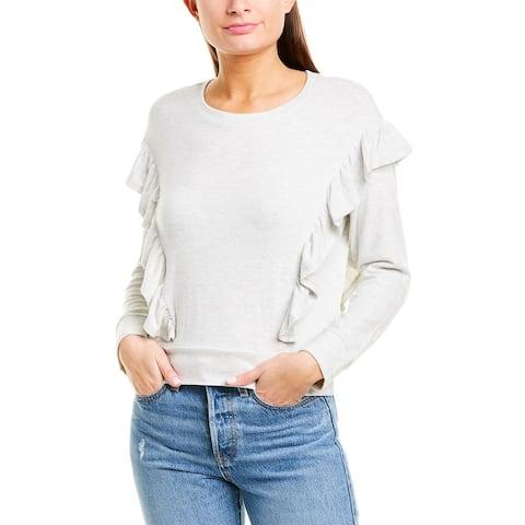 Cupcakes & Cashmere Primrose Sweatshirt - HEATHER ASH