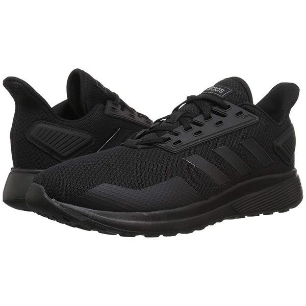 Duramo 9 Wide Running Shoe, Black, 11.5