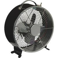 Hipp Hardware Plus Vintage Metal Desk Fan CH-68TM Unit: EACH