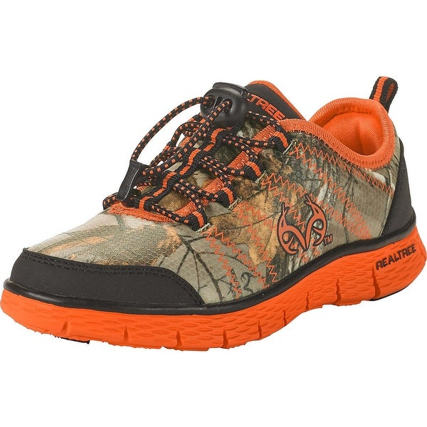 Legendary Whitetails Boys Eagle Athletic Shoes - Orange