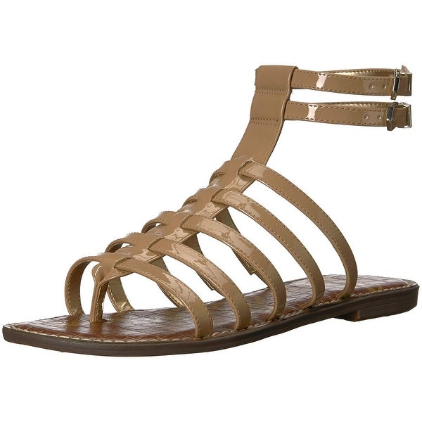 b3197372ed3d Shop Sam Edelman Women s Gilda Flat Sandal - Free Shipping On Orders ...