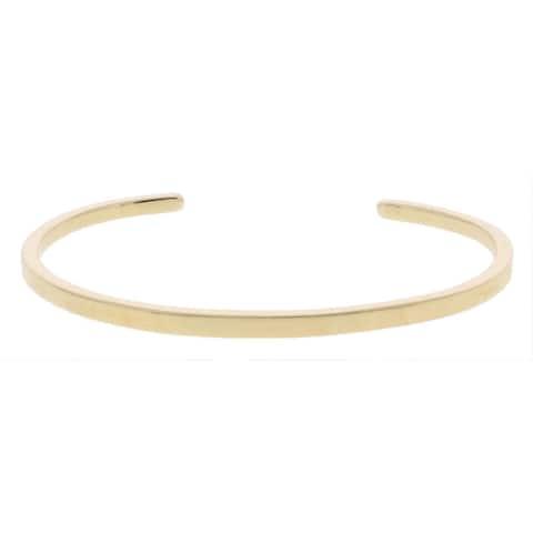 Shahla Karimi Womens Cuff Bracelet 14K Fashion - Gold - O/S