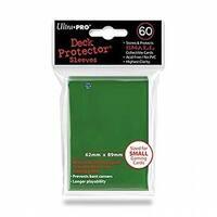 Deck Protectors - Small - Green (60ct)