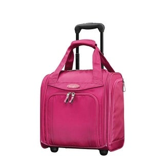 Samsonite Small Wheeled Underseater, Fresh Pink