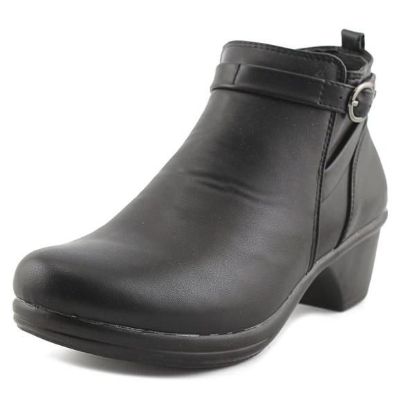 Cushion Aire Monica Women Black Boots