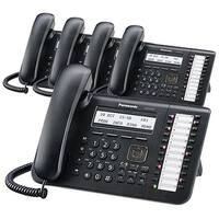 Panasonic KX-DT543 (5-Pack) 24 Button 3-line Digital Telephone