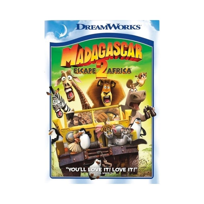 Shop Madagascar Escape 2 Africa Dvd Ff Nla Overstock 29702191