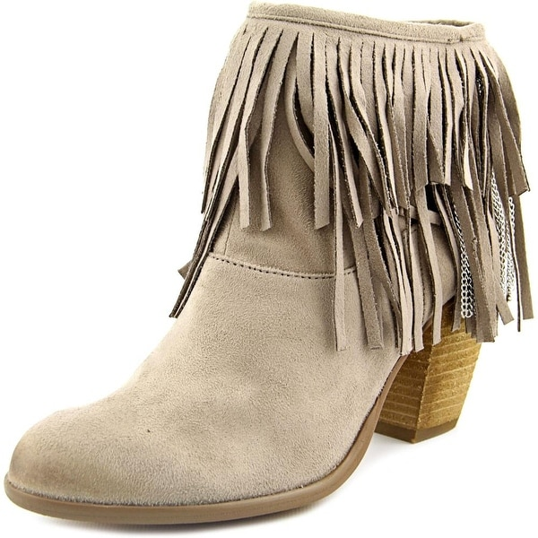 Not Rated Auriga Women Round Toe Canvas Ankle Boot