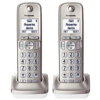 Panasonic KX-TGDA20N 2 Pack Additional Digital Cordless Handset
