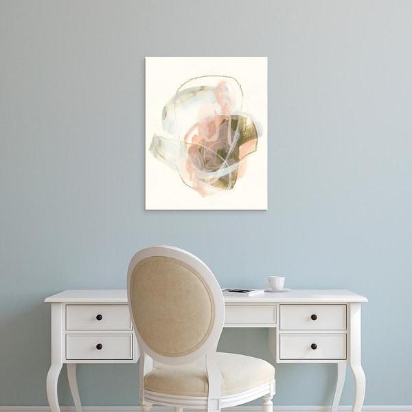 Easy Art Prints June Erica Vess's 'Hyacinth Gesture I' Premium Canvas Art