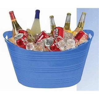Creative Bath Products PTUB-PB BLU Party Tub - Blue - Pack of 6