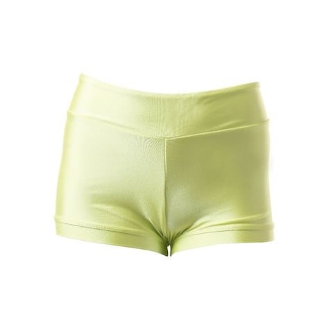 Veva by Very Vary Women Lemon Mini Shorts