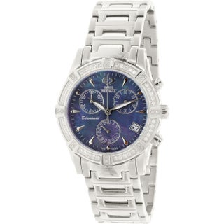 Swiss Precimax Women's Desire Elite Diamond Dress Watch SP12079