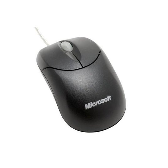 Microsoft U81-00009 Compact Optical Mouse 500 - Black