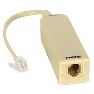 Offex 1 Port Single Line ADSL Filter