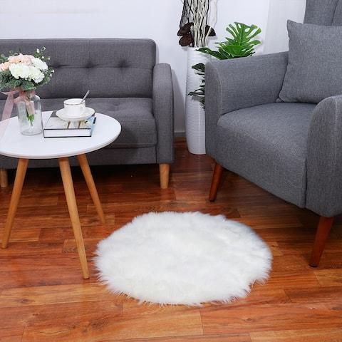 Indoor Soft Fluff Carpet Rugs for Bedroom Living Room