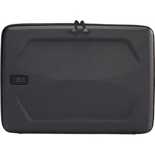 "Case Logic LHS-113BLACK Case Logic LHS-113 Carrying Case (Sleeve) for 13.3"" MacBook Pro, Notebook - Black - Ethylene Vinyl"