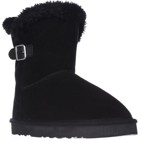 SC35 Tiny2 Cold Weather Comfort Boots, Black