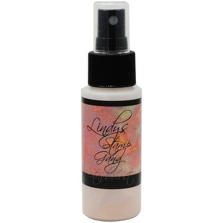 Lindy's Stamp Gang Starburst Spray 2oz Bottle-Cocklebells Coral