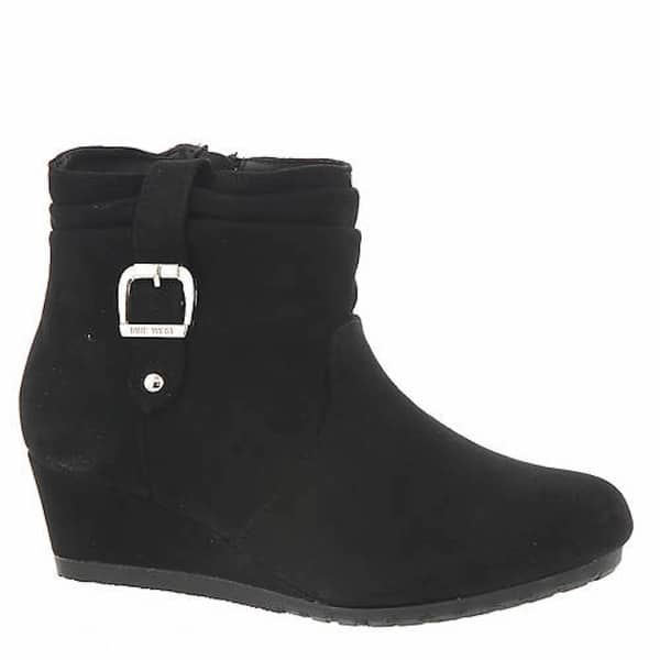 wedge boots for girls