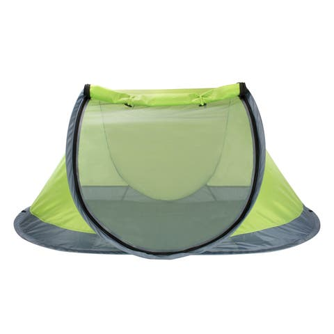 Winterial Outdoor Pet Tent / Pop Up Pet Tent / Travel Bed / Beach Tent / 2 Inch Foam Pad INCLUDED / Carry Bag INCLUDED