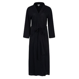 Link to Richie House Women's Long Style Bathrobe Robe Similar Items in Scarves & Wraps
