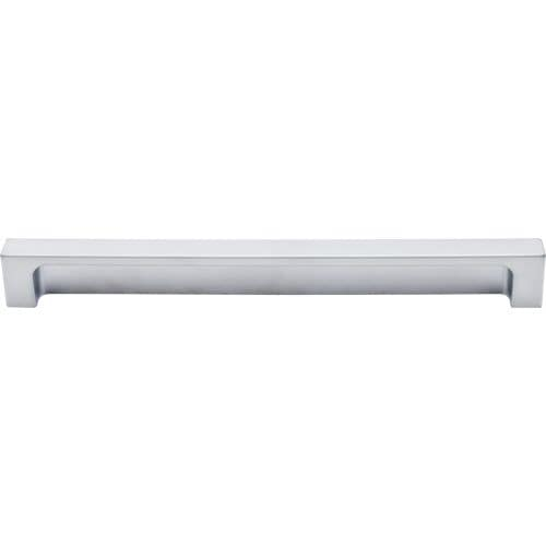 Top Knobs TK277 Modern Metro 8 Inch Center to Center Cup Cabinet Pull